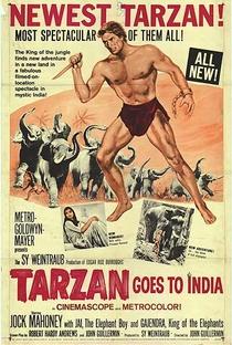 Assistir Tarzã Vai à Índia Online Grátis Dublado Legendado (Full HD, 720p, 1080p) | John Guillermin | 1962
