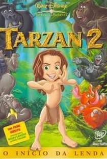 Assistir Tarzan 2: A Lenda Continua Online Grátis Dublado Legendado (Full HD, 720p, 1080p) | Brian Smith (XV) | 2005