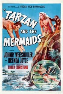 Assistir Tarzan e as Sereias Online Grátis Dublado Legendado (Full HD, 720p, 1080p)   Robert Florey   1948