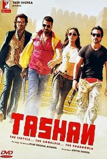 Assistir Tashan Online Grátis Dublado Legendado (Full HD, 720p, 1080p) | Vijay Krishna Acharya | 2008