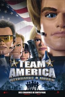 Assistir Team America - Detonando o Mundo Online Grátis Dublado Legendado (Full HD, 720p, 1080p) | Trey Parker (I) | 2004