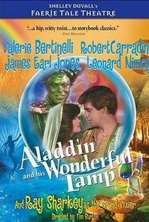 Assistir Teatro dos Contos de Fadas: Aladim e a Lâmpada Maravilhosa Online Grátis Dublado Legendado (Full HD, 720p, 1080p) | Tim Burton (I) | 1986