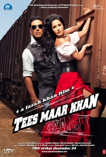 Assistir Tees Maar Khan Online Grátis Dublado Legendado (Full HD, 720p, 1080p)   Farah Khan (I)   2010