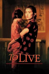 Assistir Tempo de Viver Online Grátis Dublado Legendado (Full HD, 720p, 1080p) | Zhang Yimou | 1994