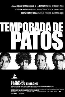 Assistir Temporada de Patos Online Grátis Dublado Legendado (Full HD, 720p, 1080p)   Fernando Eimbcke   2004