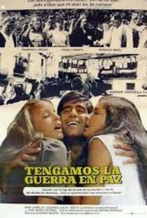 Assistir Tengamos la Guerra en Paz Online Grátis Dublado Legendado (Full HD, 720p, 1080p) | Eugenio Martín | 1977
