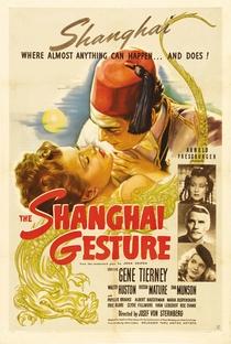 Assistir Tensão em Shangai Online Grátis Dublado Legendado (Full HD, 720p, 1080p) | Josef von Sternberg | 1941