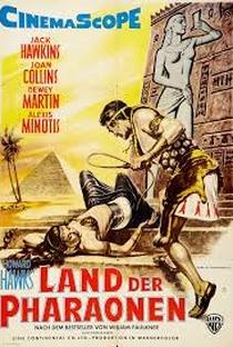 Assistir Terra dos Faraós Online Grátis Dublado Legendado (Full HD, 720p, 1080p) | Howard Hawks | 1955