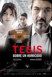 Assistir Tese Sobre um Homicídio Online Grátis Dublado Legendado (Full HD, 720p, 1080p) | Hernán Goldfrid | 2013