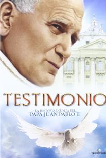 Assistir Testemunho. A História Não Contada do Papa João Paulo II Online Grátis Dublado Legendado (Full HD, 720p, 1080p)   Pawel Pietra   2009