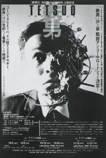 Assistir Tetsuo, o Homem de Ferro Online Grátis Dublado Legendado (Full HD, 720p, 1080p) | Shin'ya Tsukamoto | 1989