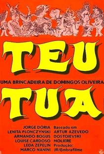 Assistir Teu, Tua Online Grátis Dublado Legendado (Full HD, 720p, 1080p) | Domingos de Oliveira | 1977