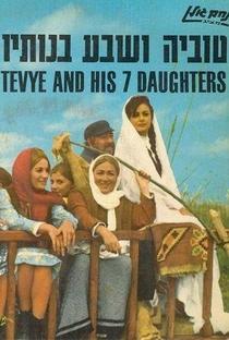 Assistir Tevye e Suas Sete Filhas Online Grátis Dublado Legendado (Full HD, 720p, 1080p) | Menahem Golan | 1968