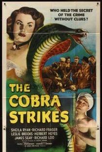 Assistir The Cobra Strikes Online Grátis Dublado Legendado (Full HD, 720p, 1080p) | Charles Reisner | 1948