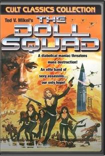 Assistir The Doll Squad Online Grátis Dublado Legendado (Full HD, 720p, 1080p) | Ted V. Mikels | 1973
