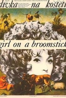 Assistir The Girl on the Broomstick Online Grátis Dublado Legendado (Full HD, 720p, 1080p) | Václav Vorlícek | 1972