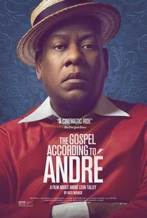 Assistir The Gospel According to André Online Grátis Dublado Legendado (Full HD, 720p, 1080p) | Kate Novack | 2017