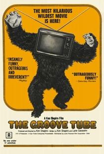 Assistir The Groove Tube Online Grátis Dublado Legendado (Full HD, 720p, 1080p) | Ken Shapiro | 1974