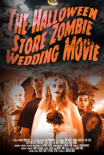 Assistir The Halloween Store Zombie Wedding Movie Online Grátis Dublado Legendado (Full HD, 720p, 1080p) | Victoria Sutton | 2016
