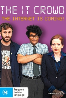 Assistir The IT Crowd: The Internet Is Coming! Online Grátis Dublado Legendado (Full HD, 720p, 1080p) | Graham Linehan | 2013