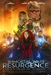 Assistir The Immortal Wars: Resurgence Online Grátis Dublado Legendado (Full HD, 720p, 1080p) | Joe Lujan | 2019