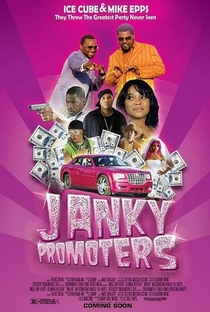 Assistir The Janky Promoters Online Grátis Dublado Legendado (Full HD, 720p, 1080p) | Marcus Raboy | 2009
