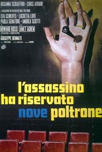 Assistir The Killer Reserved Nine Seats Online Grátis Dublado Legendado (Full HD, 720p, 1080p) | Giuseppe Bennati | 1974