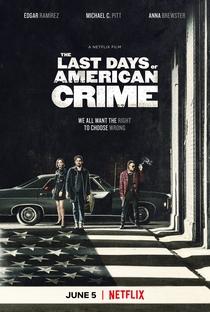 Assistir The Last Days of American Crime Online Grátis Dublado Legendado (Full HD, 720p, 1080p)   Olivier Megaton   2020