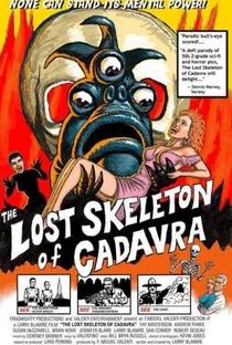 Assistir The Lost Skeleton of Cadavra Online Grátis Dublado Legendado (Full HD, 720p, 1080p) | Larry Blamire | 2001