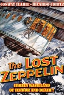 Assistir The Lost Zeppelin Online Grátis Dublado Legendado (Full HD, 720p, 1080p) | Edward Sloman | 1929