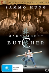 Assistir The Magnificent Butcher Online Grátis Dublado Legendado (Full HD, 720p, 1080p) | Sammo Kam-Bo Hung