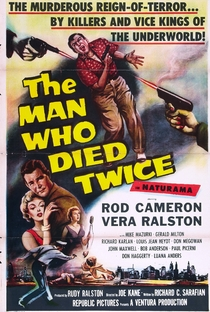 Assistir The Man Who Died Twice Online Grátis Dublado Legendado (Full HD, 720p, 1080p)   Joseph Kane (I)   1958