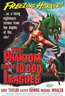 Assistir The Phantom from 10,000 Leagues Online Grátis Dublado Legendado (Full HD, 720p, 1080p) | Dan Milner | 1955