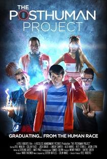 Assistir The Posthuman Project Online Grátis Dublado Legendado (Full HD, 720p, 1080p) | Kyle William Roberts | 2015