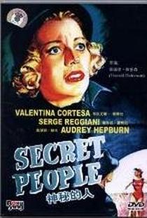 Assistir The Secret People Online Grátis Dublado Legendado (Full HD, 720p, 1080p)   Thorold Dickinson   1952
