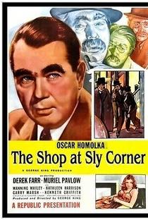 Assistir The Shop at Sly Corner Online Grátis Dublado Legendado (Full HD, 720p, 1080p) | George King (I) | 1947