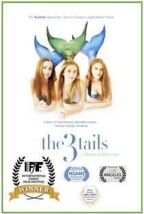 Assistir The3Tails Movie: A Mermaid Adventure Online Grátis Dublado Legendado (Full HD, 720p, 1080p) | Andrés Garretón