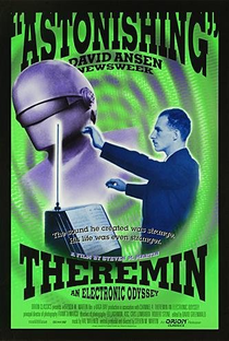 Assistir Theremin: An Electronic Odyssey Online Grátis Dublado Legendado (Full HD, 720p, 1080p) | Steven M. Martin | 1994