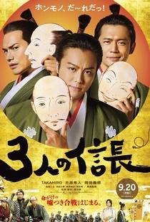Assistir Three Nobunagas Online Grátis Dublado Legendado (Full HD, 720p, 1080p) | Watanabe Kei (渡辺啓) | 2019