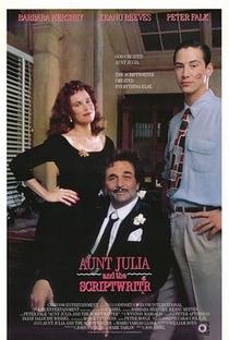 Assistir Tia Júlia e o Escrevinhador Online Grátis Dublado Legendado (Full HD, 720p, 1080p) | Jon Amiel | 1990