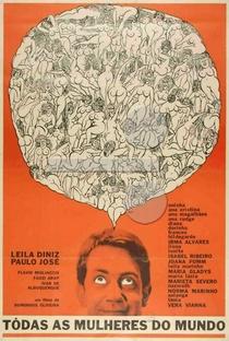 Assistir Todas as Mulheres do Mundo Online Grátis Dublado Legendado (Full HD, 720p, 1080p) | Domingos de Oliveira | 1966