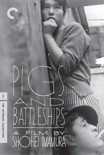 Assistir Todos Porcos Online Grátis Dublado Legendado (Full HD, 720p, 1080p) | Shohei Imamura | 1961