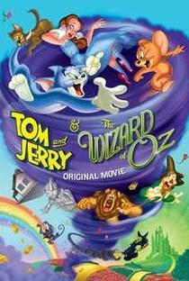 Assistir Tom e Jerry e o Mágico de Oz Online Grátis Dublado Legendado (Full HD, 720p, 1080p)   Spike Brandt