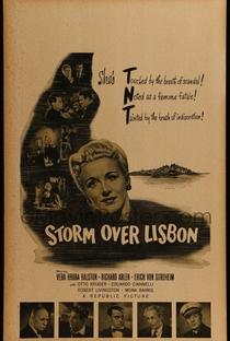 Assistir Tormenta Sobre Lisboa Online Grátis Dublado Legendado (Full HD, 720p, 1080p) | George Sherman (I) | 1944
