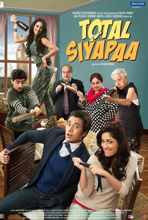 Assistir Total Siyapaa Online Grátis Dublado Legendado (Full HD, 720p, 1080p) | Eeshwar Nivas | 2014