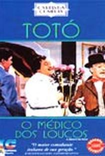 Assistir Totó - O Médico dos Loucos Online Grátis Dublado Legendado (Full HD, 720p, 1080p) | Mario Mattoli | 1954