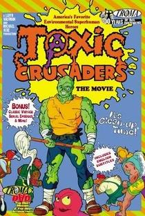 Assistir Toxic Crusaders - O Filme Online Grátis Dublado Legendado (Full HD, 720p, 1080p) | Bill Hutton