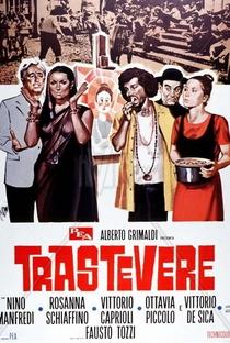 Assistir Trastevere Online Grátis Dublado Legendado (Full HD, 720p, 1080p) | Fausto Tozzi | 1971