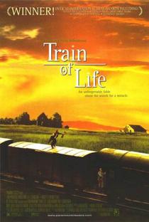 Assistir Trem da Vida Online Grátis Dublado Legendado (Full HD, 720p, 1080p) | Radu Mihaileanu | 1998