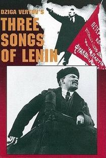 Assistir Três Canções Para Lênin Online Grátis Dublado Legendado (Full HD, 720p, 1080p) | Dziga Vertov | 1934